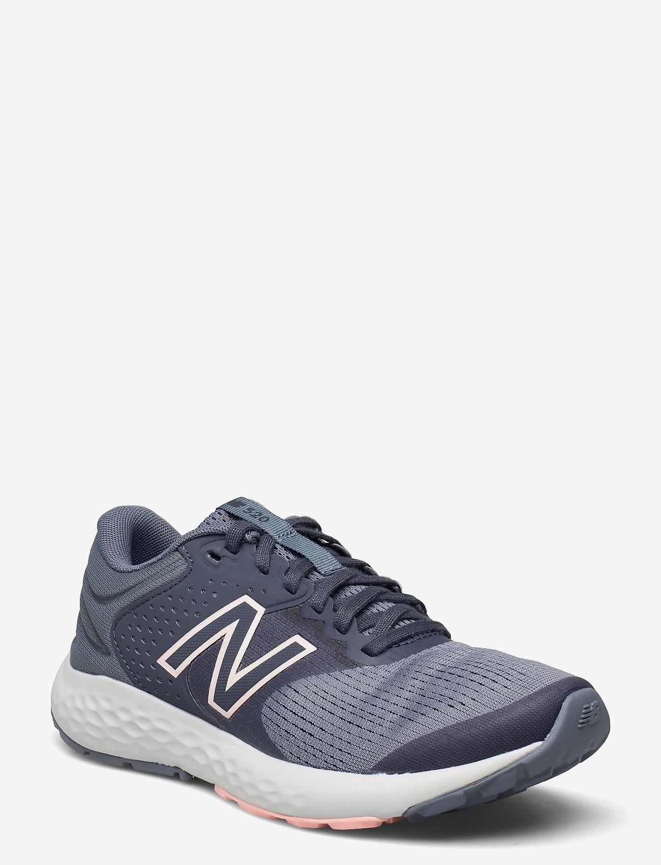 New Balance - W520LP7 - running shoes - dark grey/silver - 0