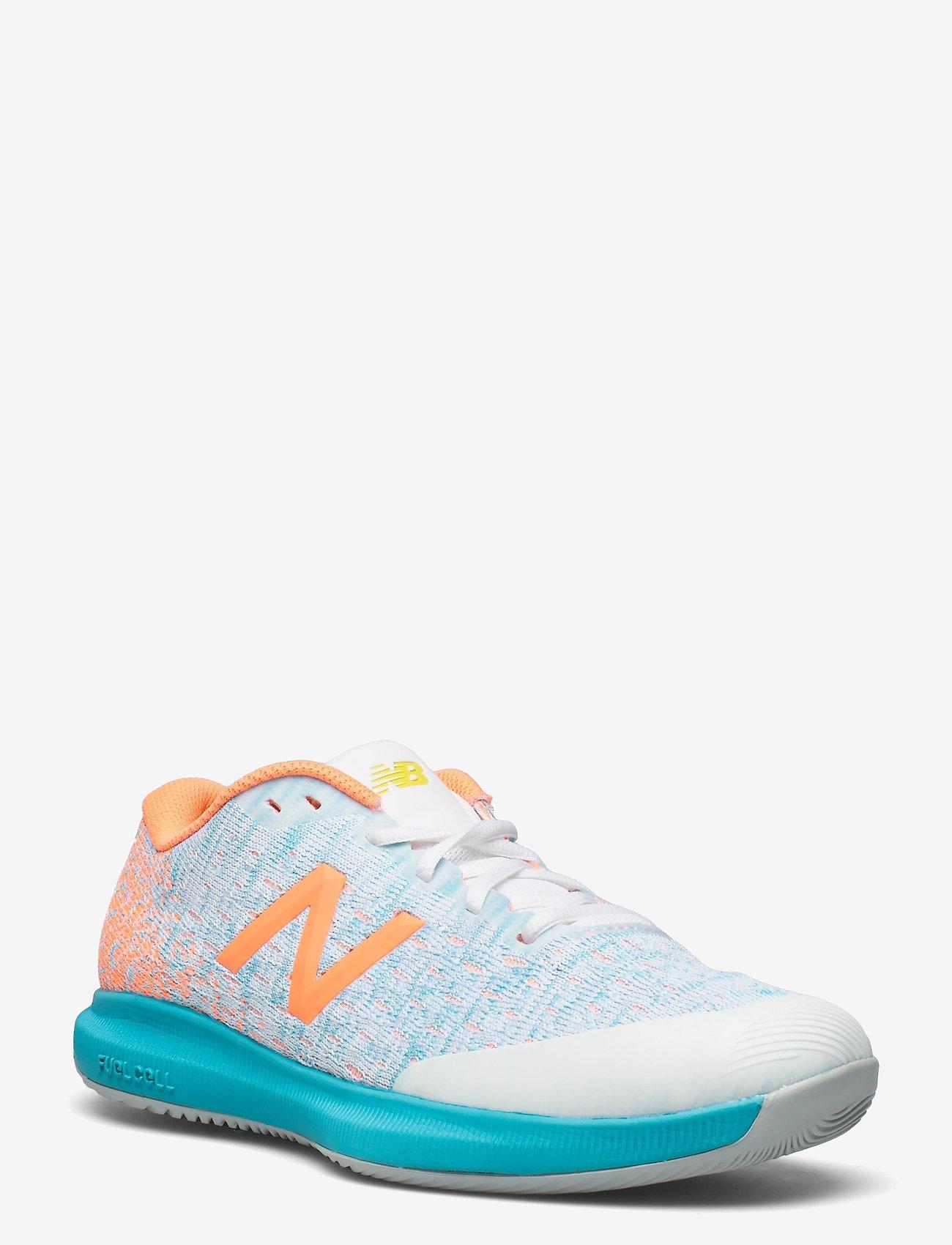 New Balance - WCH996P4 - ketsjersportsko - white/pink - 1