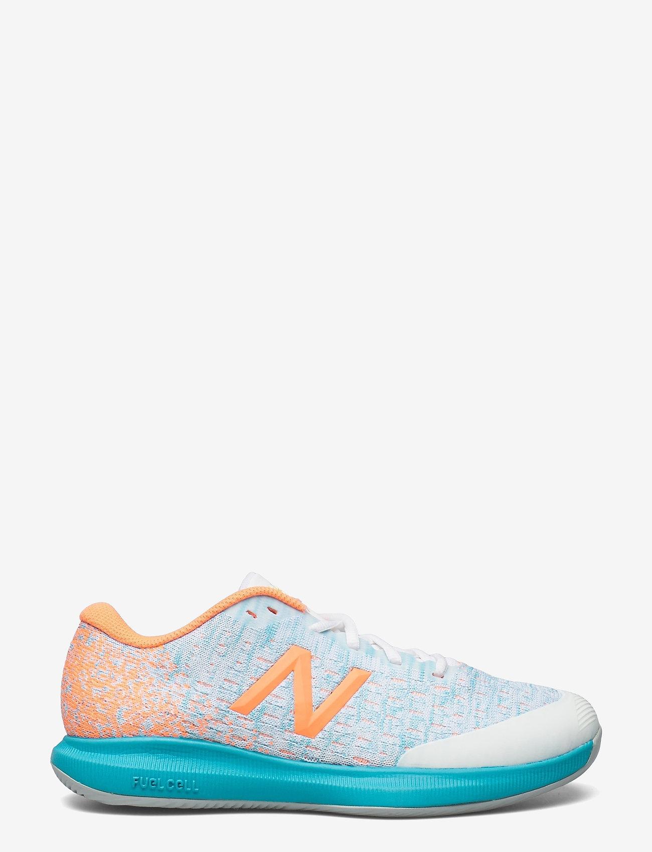 New Balance - WCH996P4 - ketsjersportsko - white/pink - 0