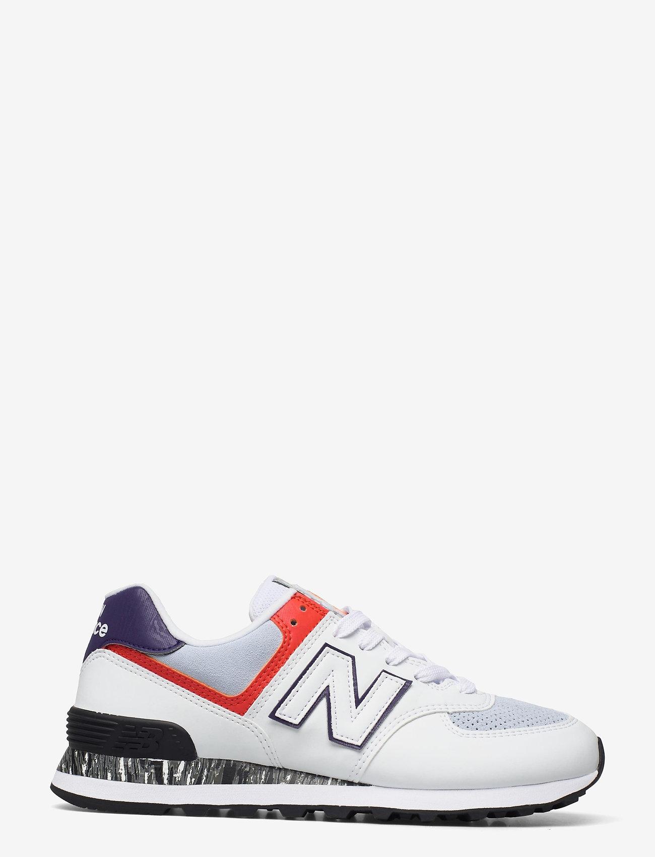 New Balance - WL574CS2 - low top sneakers - white - 1