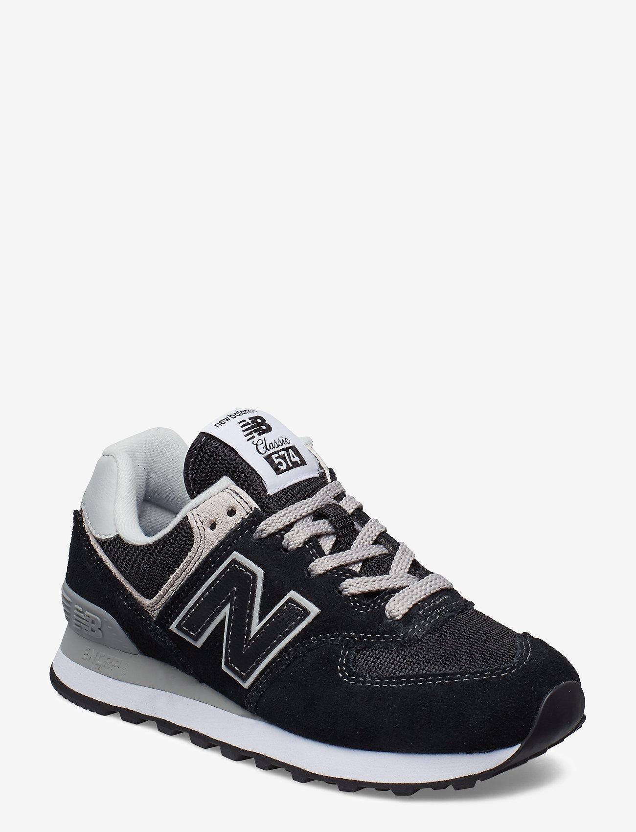 New Balance - WL574EB - låga sneakers - black - 0