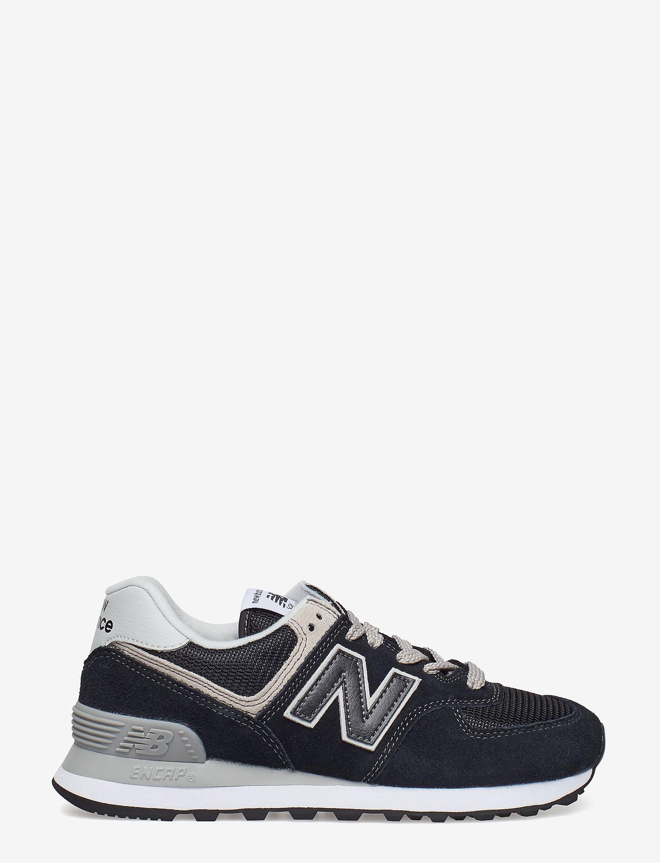 New Balance - WL574EB - låga sneakers - black - 1