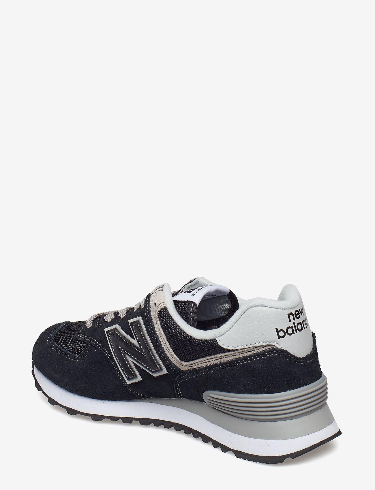 New Balance - WL574EB - låga sneakers - black - 2