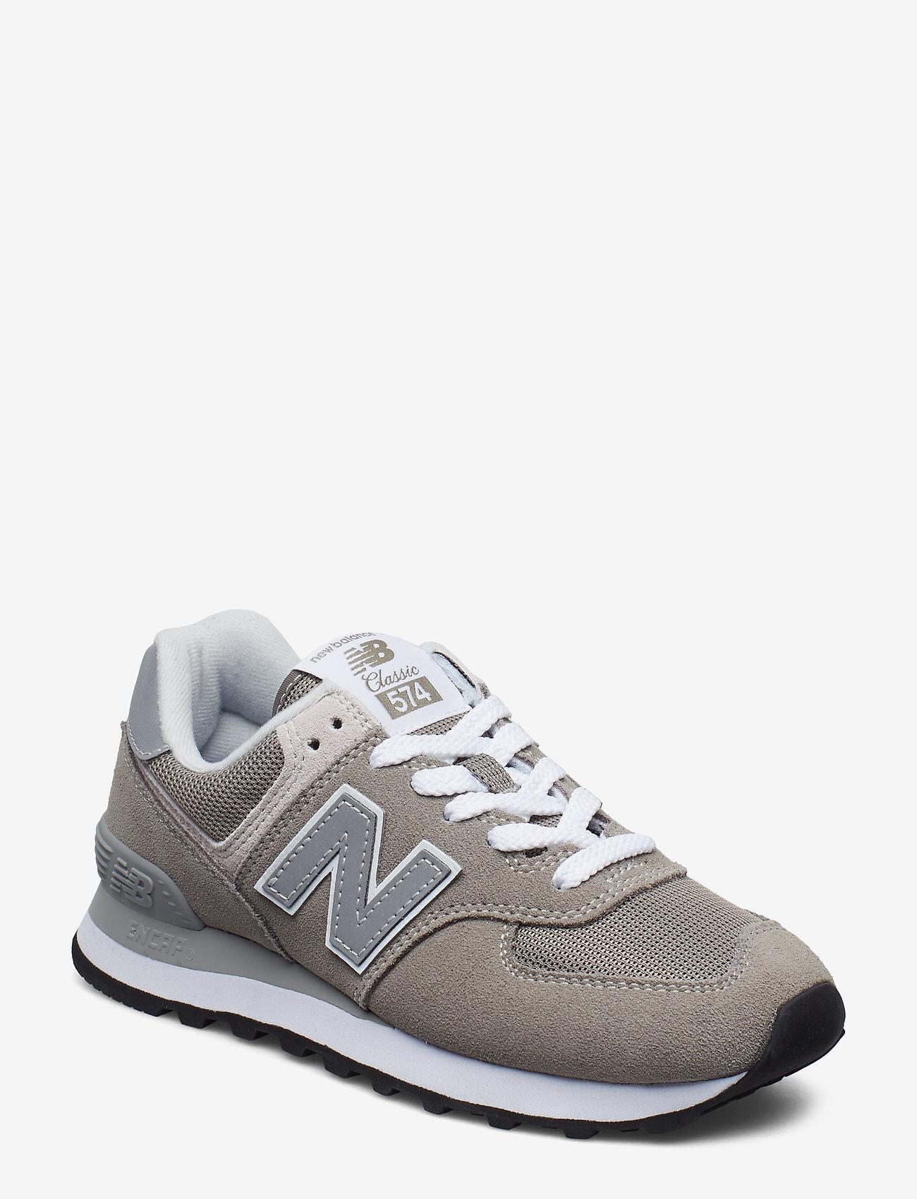 New Balance - WL574EG - chunky sneaker - grey - 0