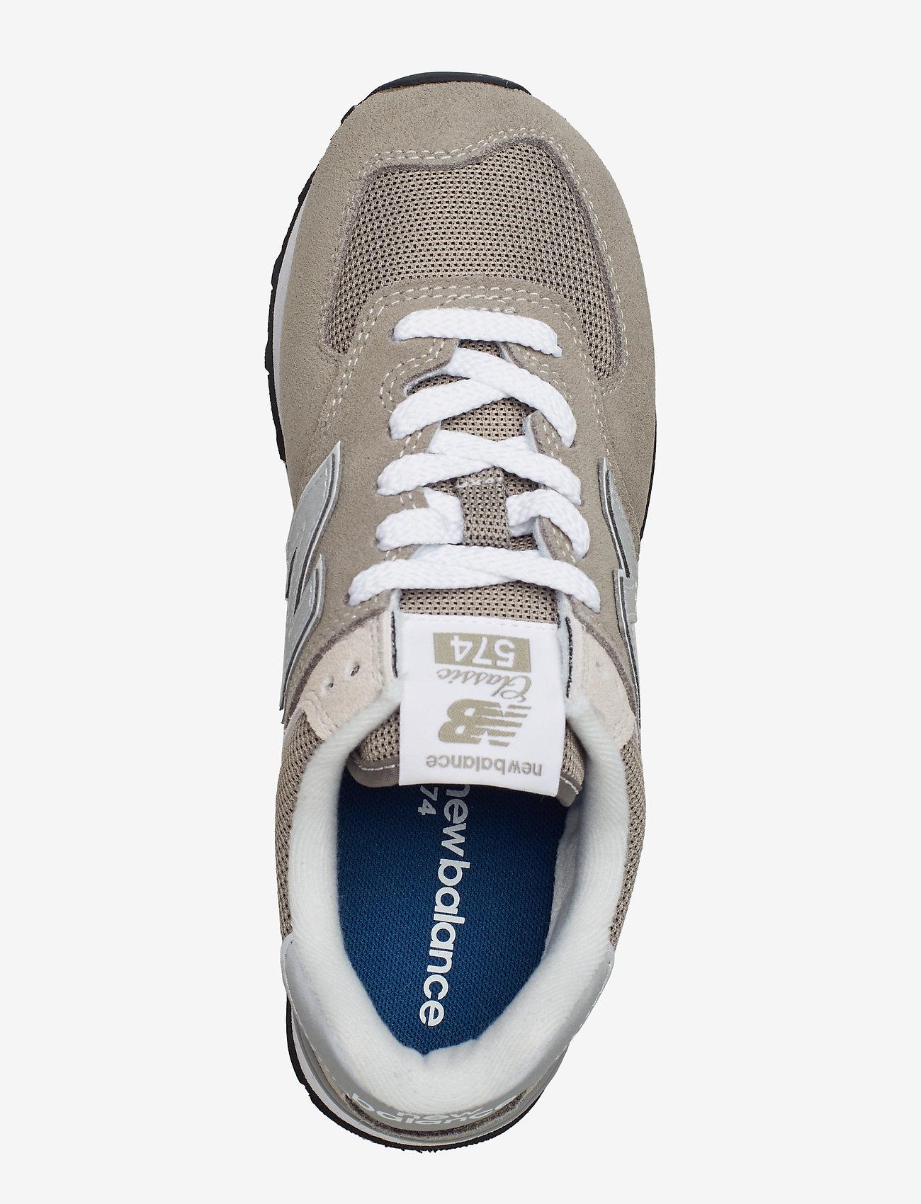New Balance - WL574EG - low top sneakers - grey - 3