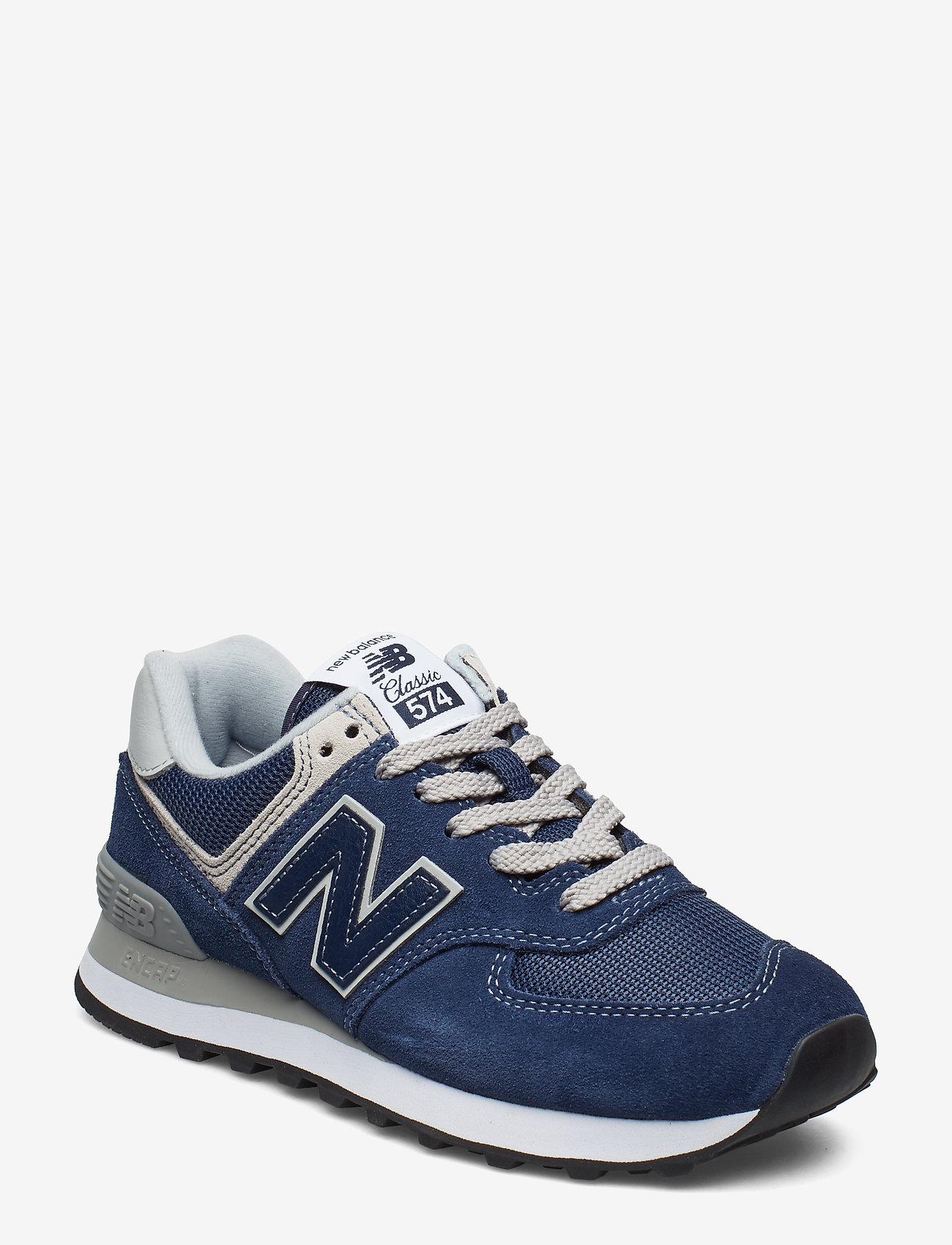 New Balance - WL574EN - low top sneakers - navy - 0