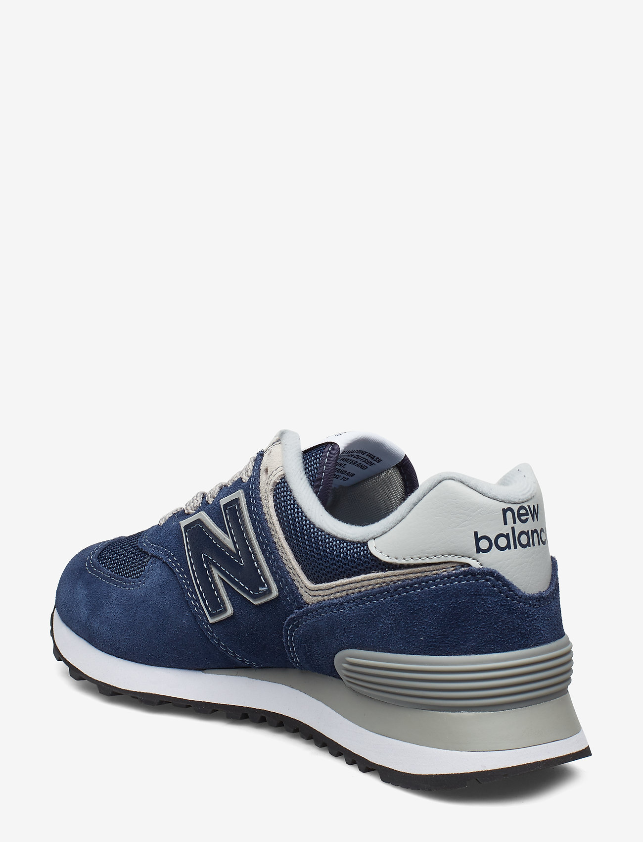 New Balance - WL574EN - low top sneakers - navy - 2