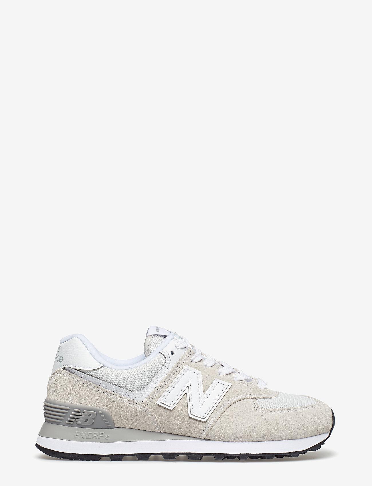 New Balance - WL574EW - low top sneakers - white - 1