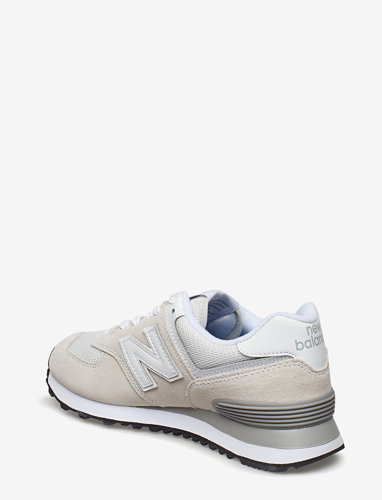 New Balance - WL574EW - low top sneakers - white - 2