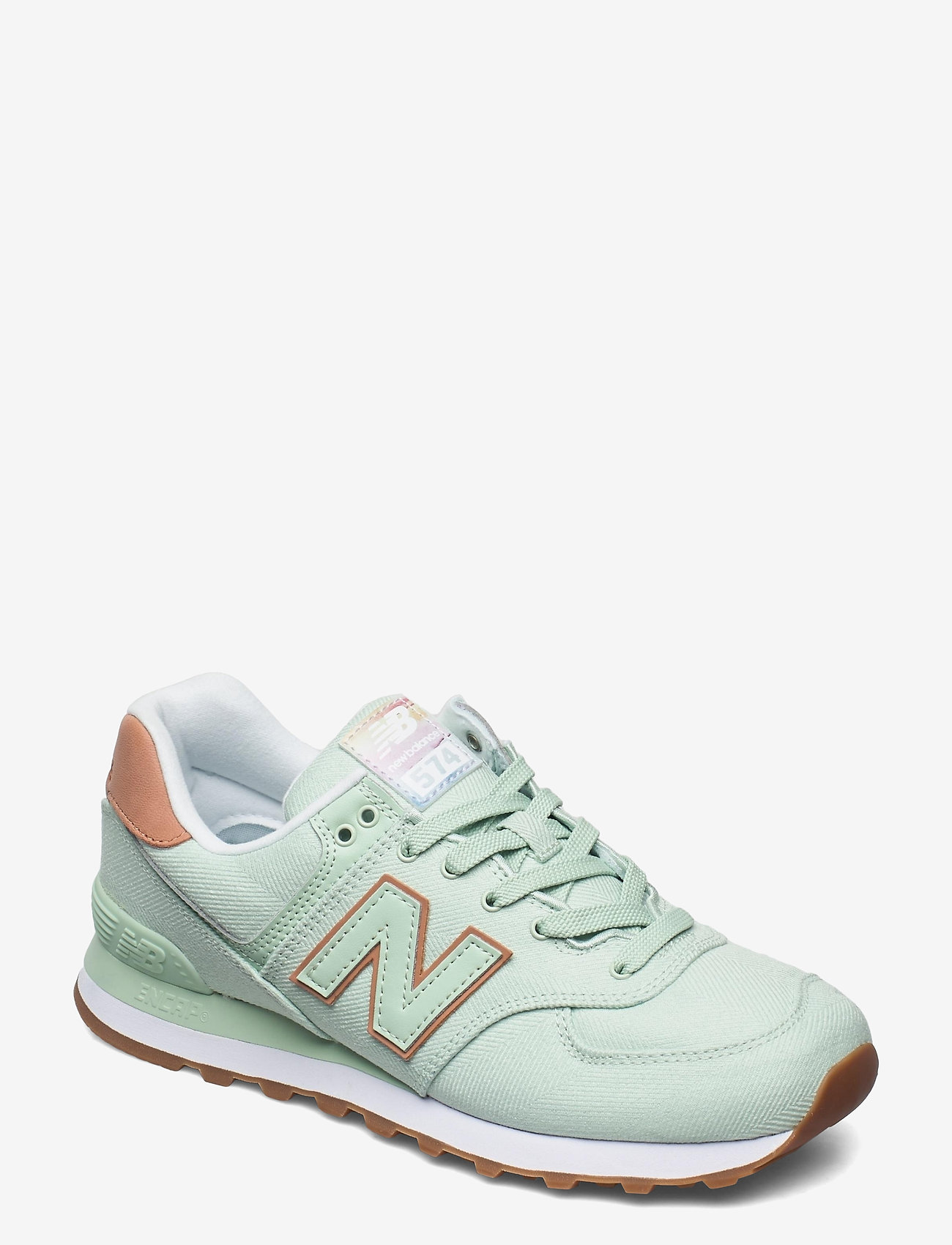 New Balance - WL574SCD - lage sneakers - green - 0