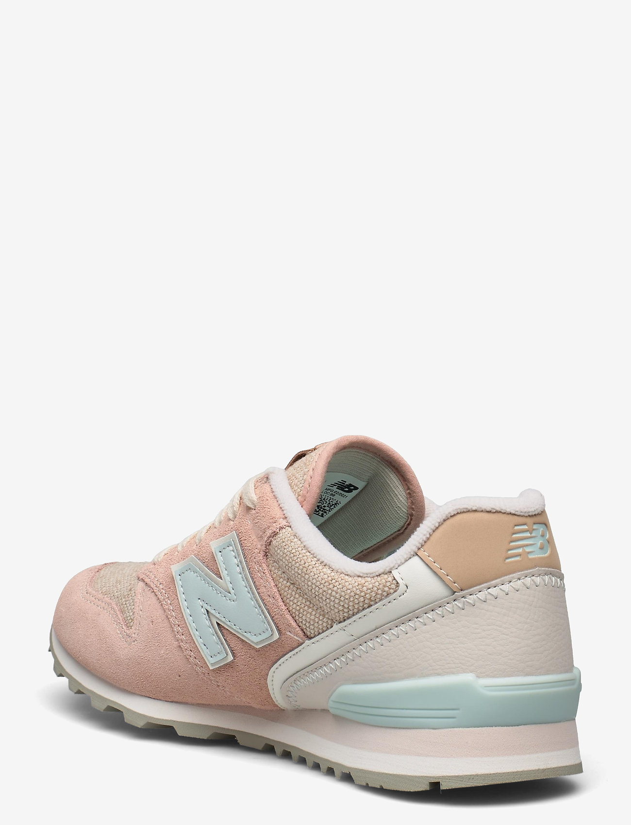 New Balance - WL996CPA - low top sneakers - rose water - 2