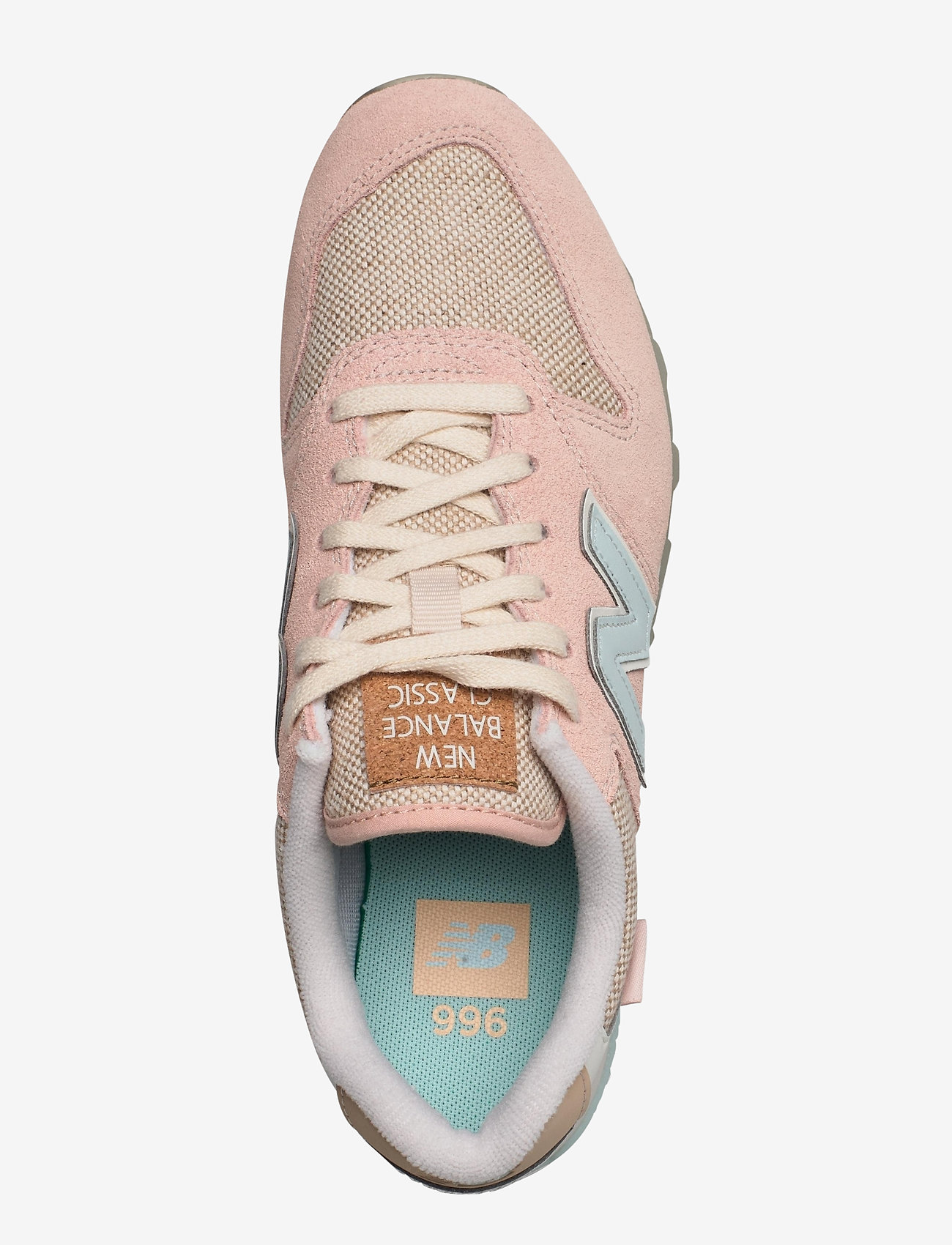 New Balance - WL996CPA - low top sneakers - rose water - 3