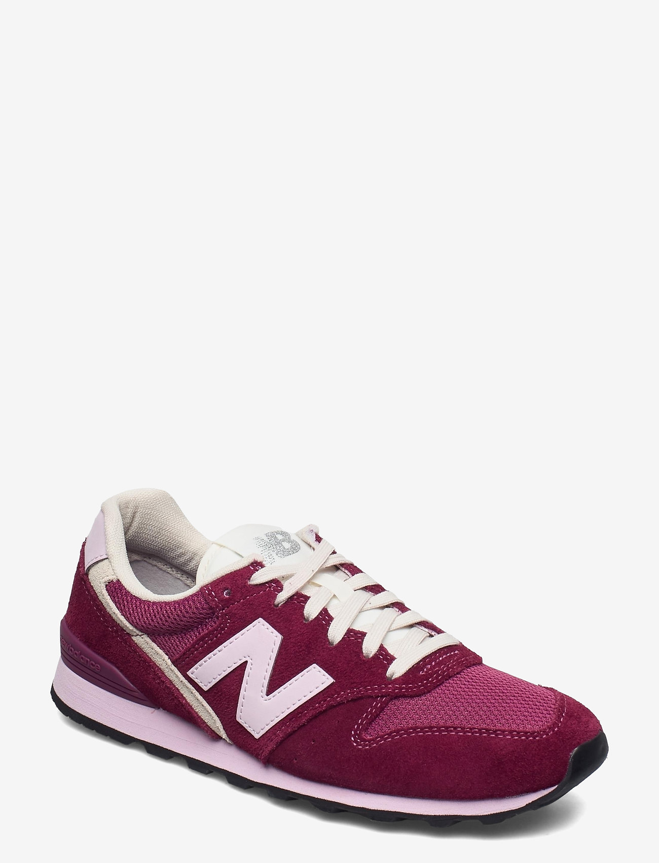 New Balance - WL996SVB - lage sneakers - garnet - 0