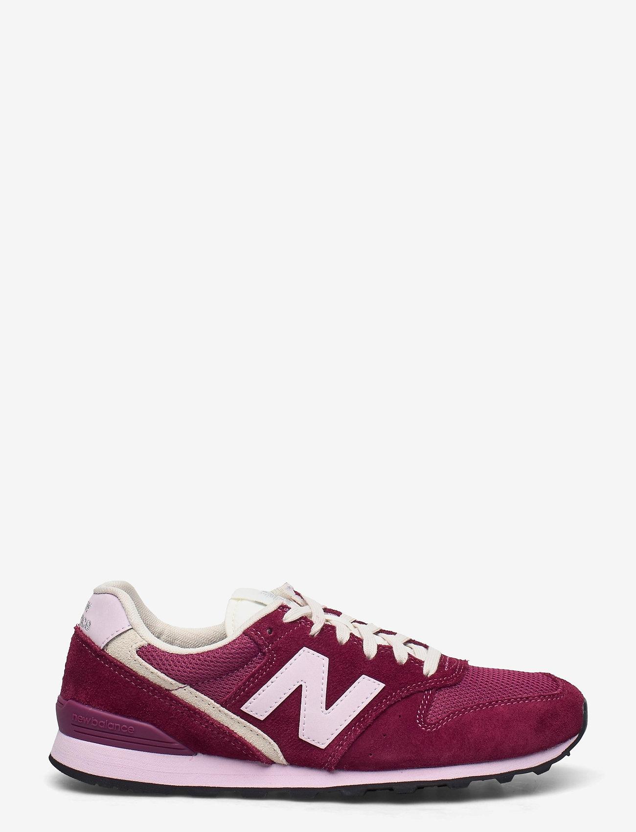 New Balance - WL996SVB - lage sneakers - garnet - 1