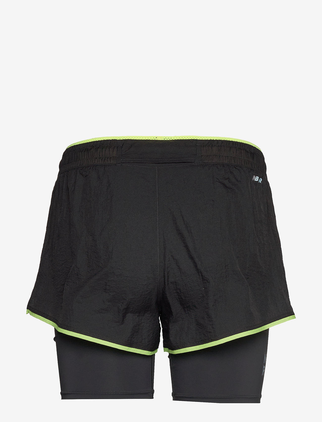 New Balance - Q SPEED BREATHE 2 IN 1 SHORT - spodenki treningowe - phantoml - 1