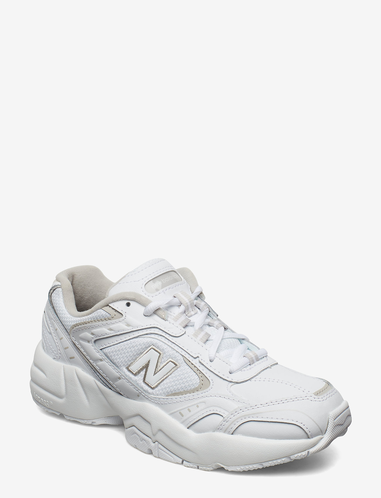 New Balance - WX452SG - low top sneakers - white/grey - 0