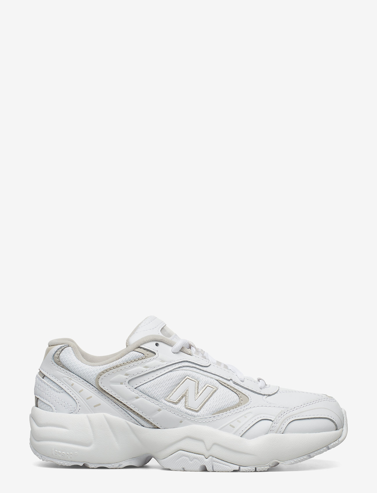New Balance - WX452SG - low top sneakers - white/grey - 1
