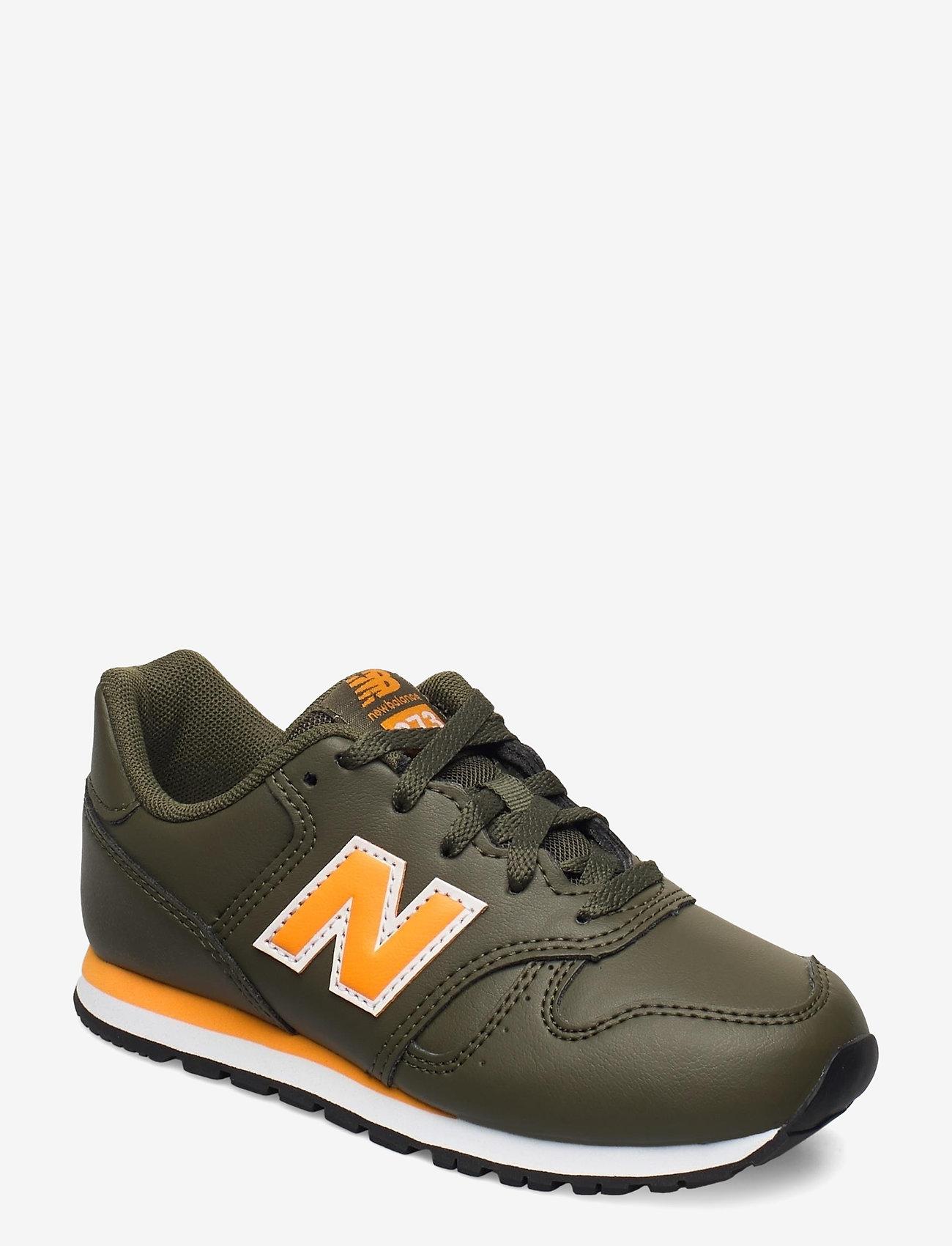 New Balance - YC373EGY - dark green - 0
