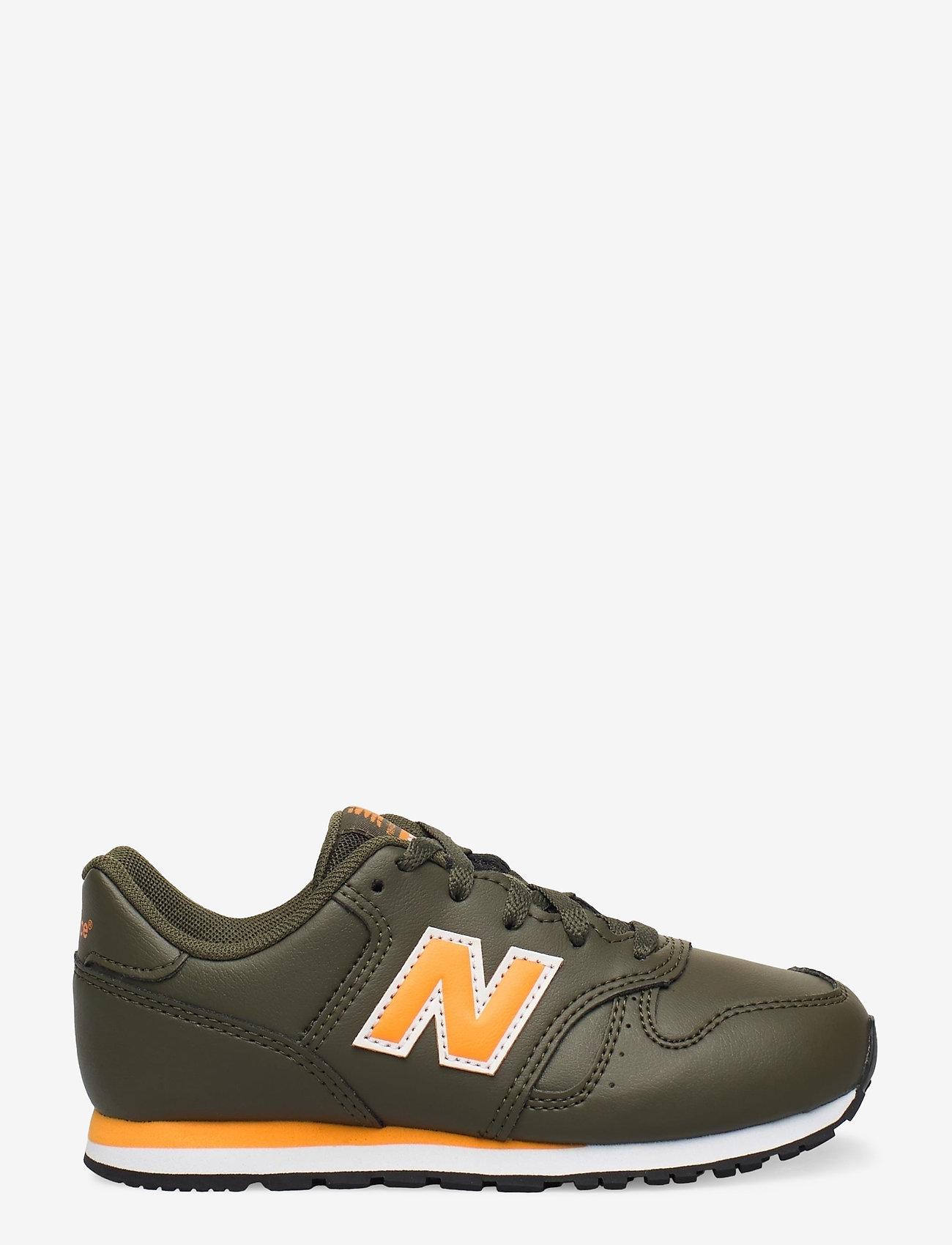 New Balance - YC373EGY - dark green - 1