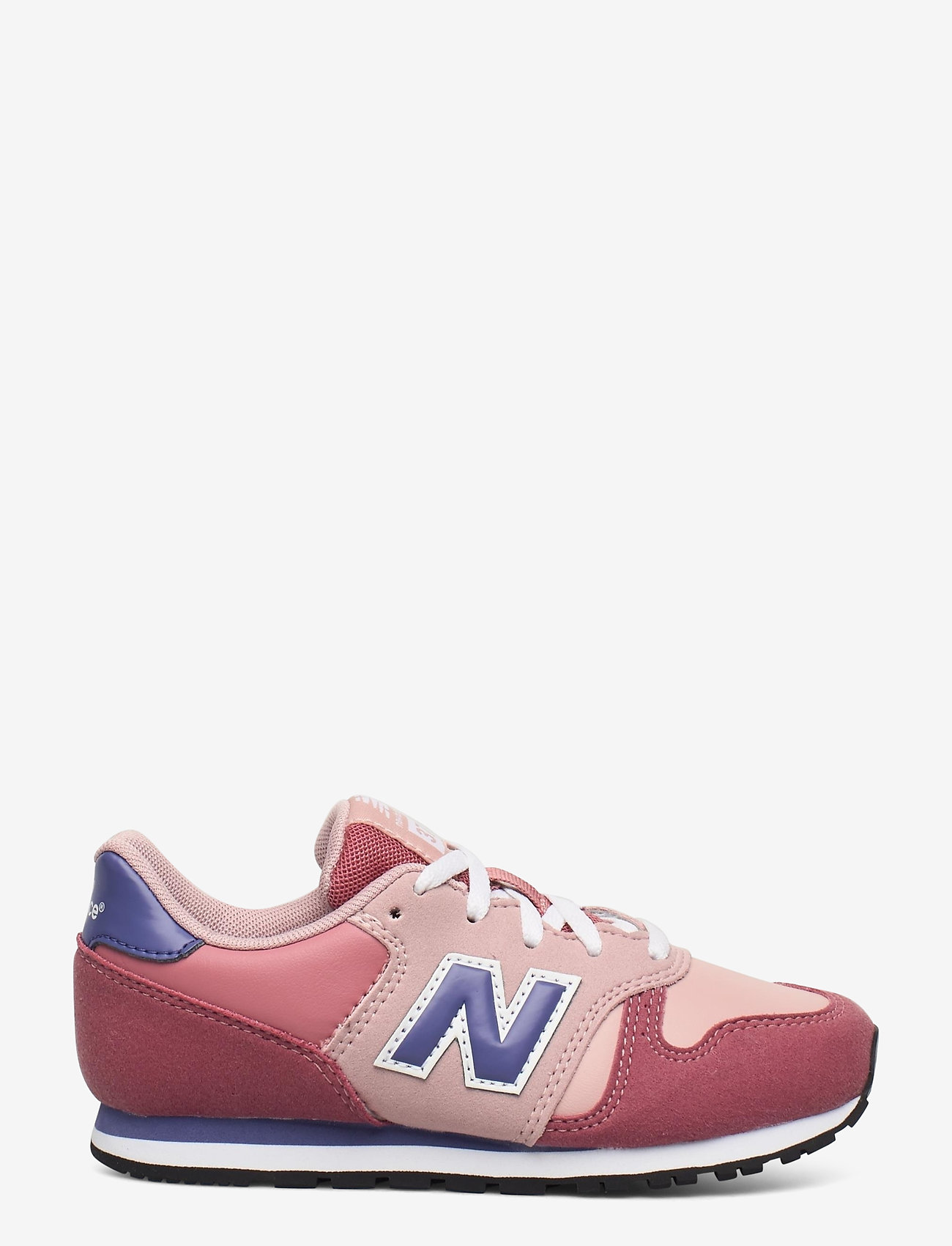 New Balance - YC373KPP - baskets basses - pink/grey - 1