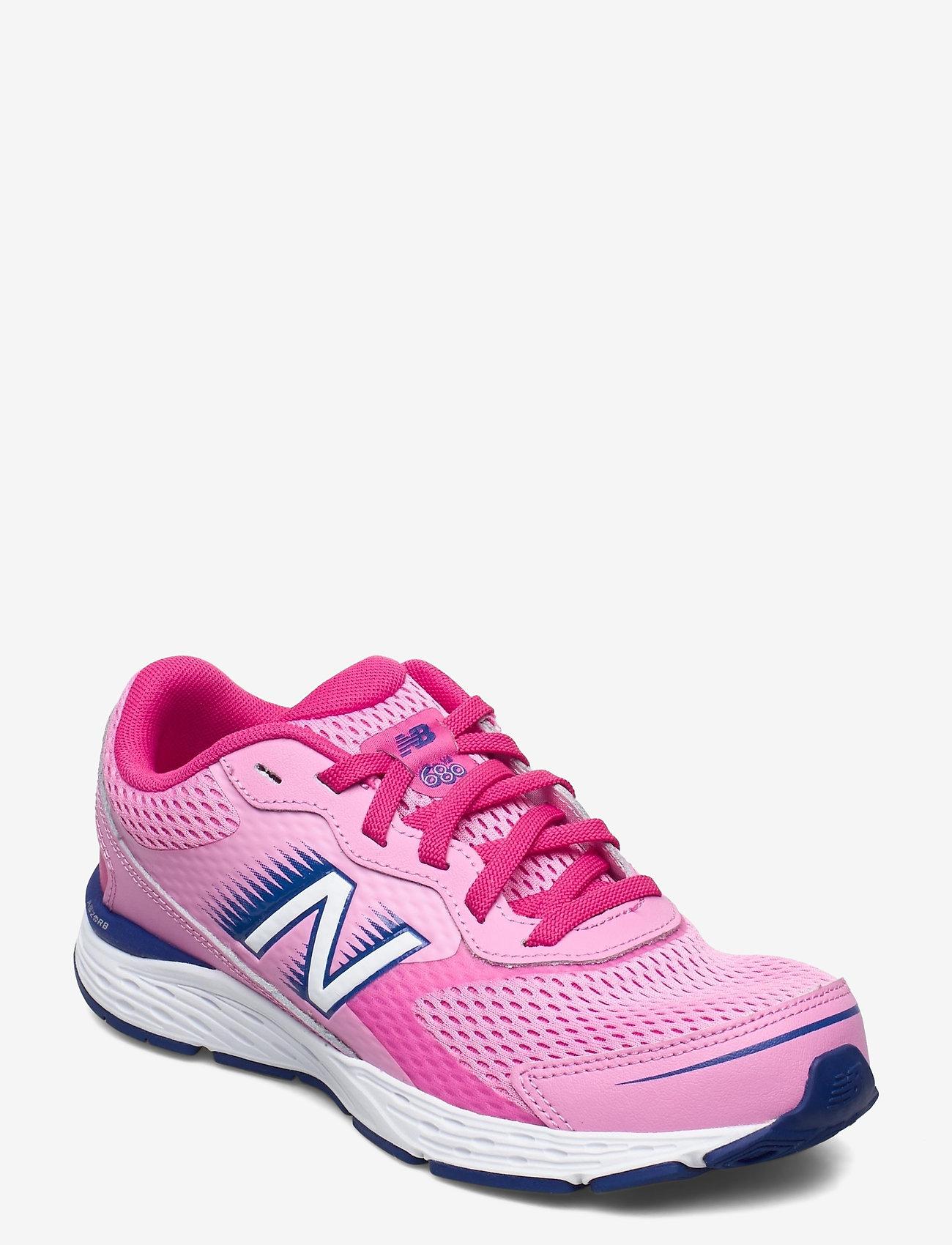 New Balance - YP680LP6 - trainingsschuhe - pink - 0