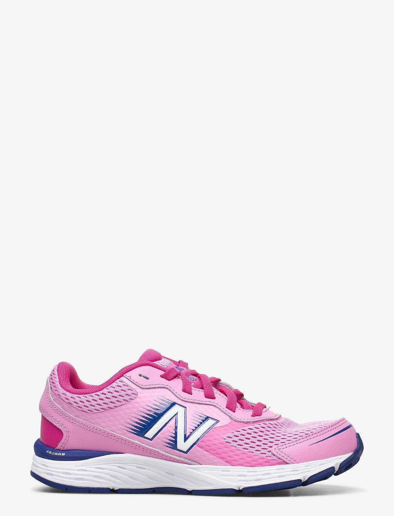 New Balance - YP680LP6 - trainingsschuhe - pink - 1