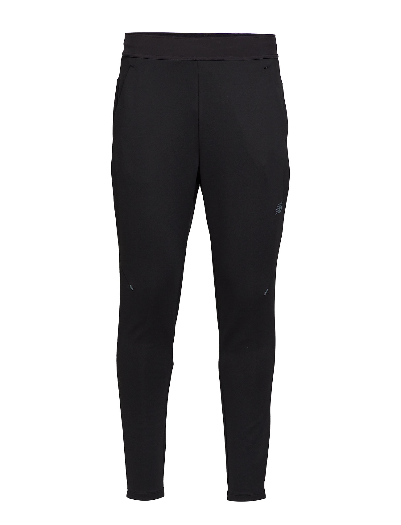 New Balance Q SPEED CREW RUN PANT - BLACK