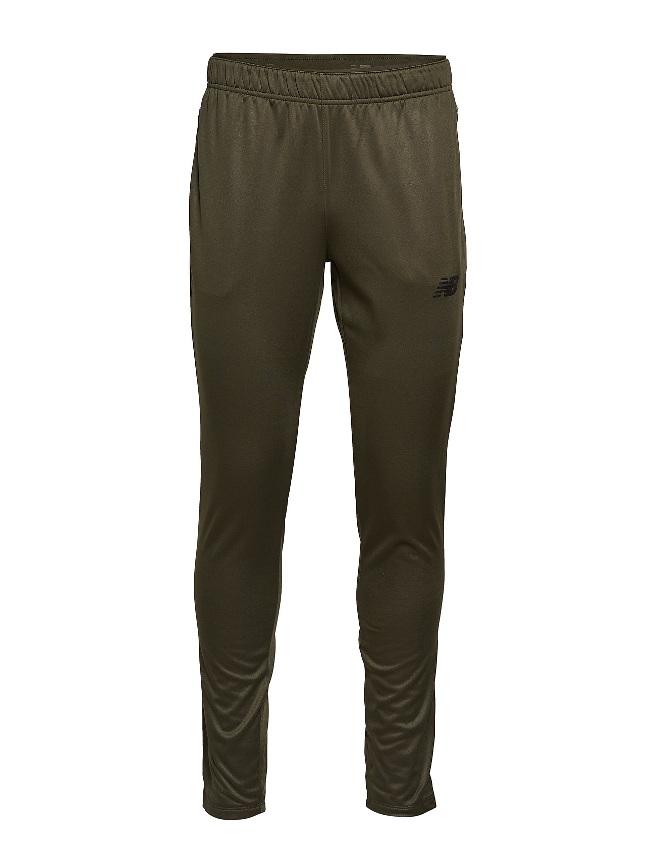 New Balance NBST KNIT SLIM PANT - FOREST NIGHT