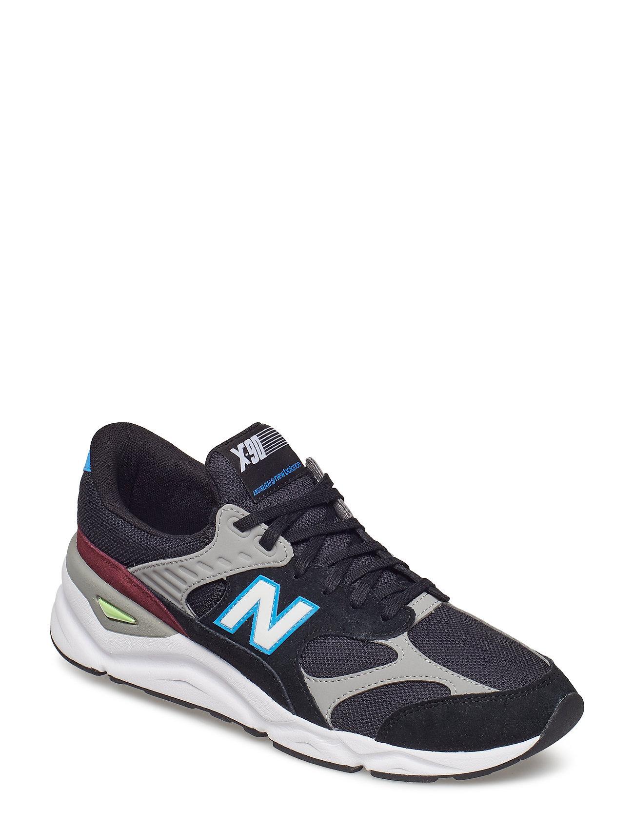 NEW BALANCE Msx90 Niedrige Sneaker Schwarz NEW BALANCE