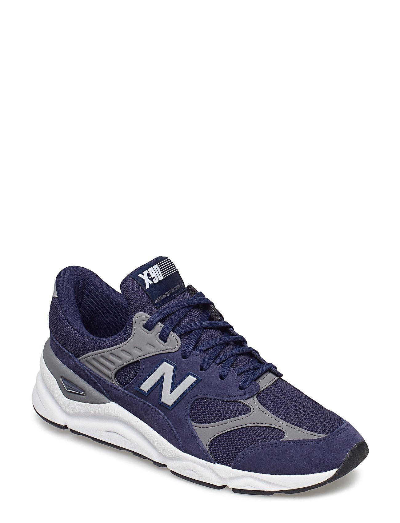 NEW BALANCE Msx90 Niedrige Sneaker Blau NEW BALANCE