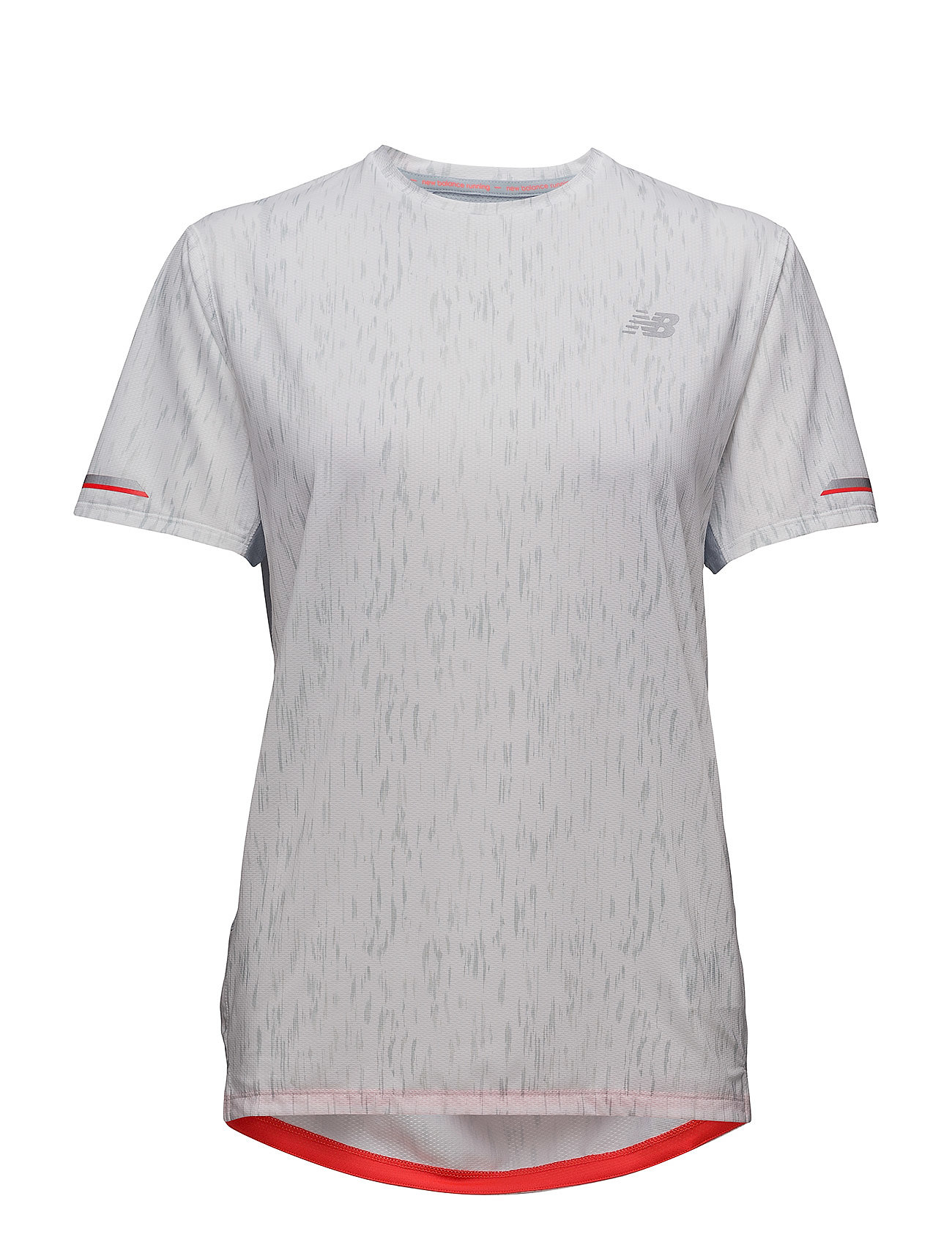 New Balance PRINTED NB ICE 2E SHORT SLEEVE