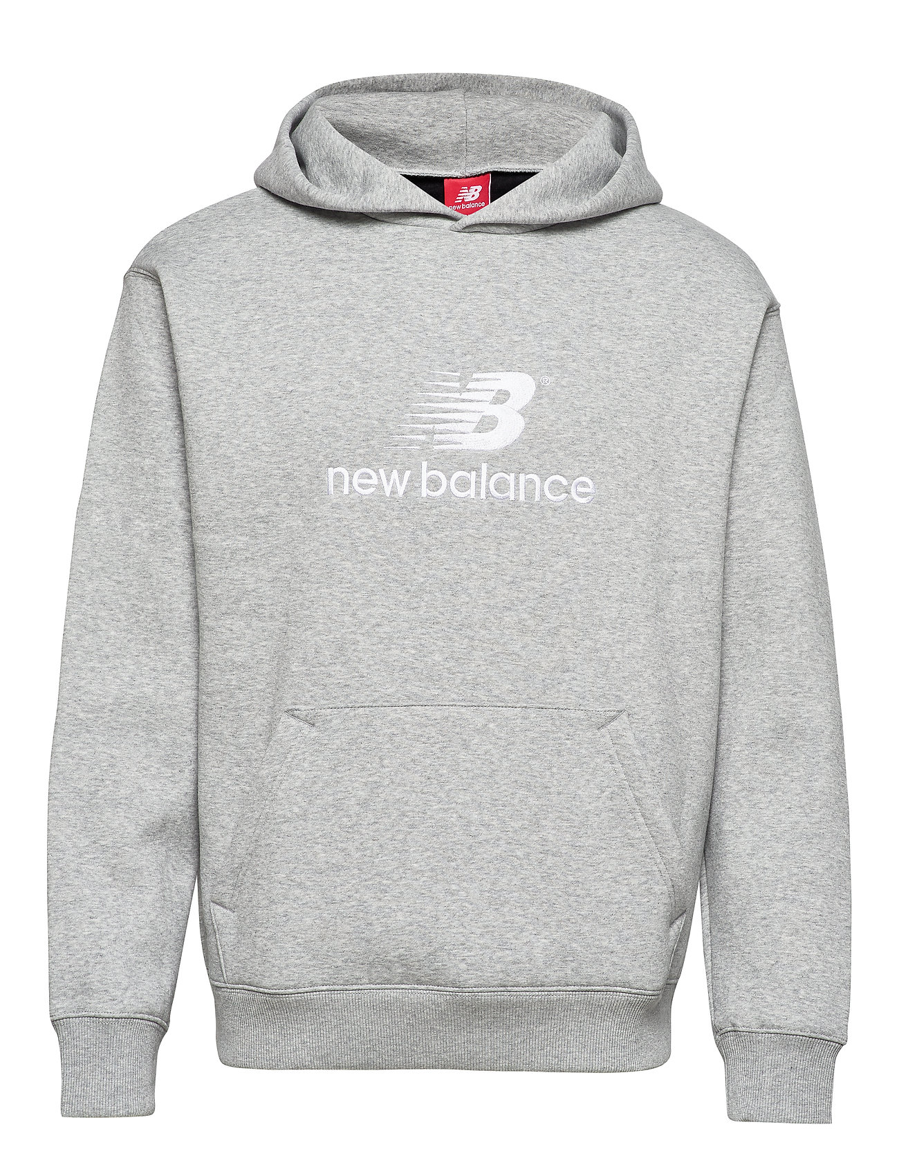 New Balance NB ATHLETICS PREMIUM ARCHIVE HOODIE - ATHLETIC GRE
