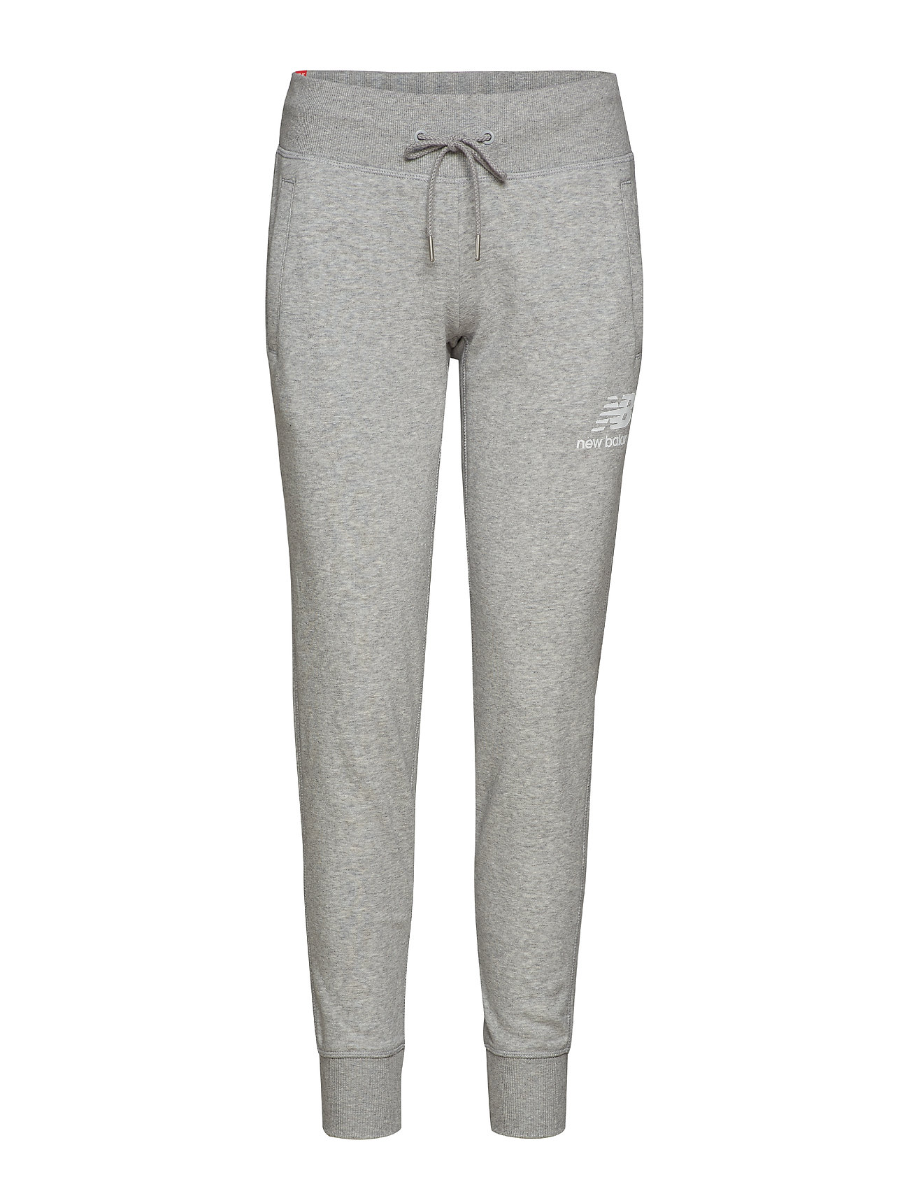 New Balance ESSENTIALS FT SWEATPANT - ATHLETIC GRE