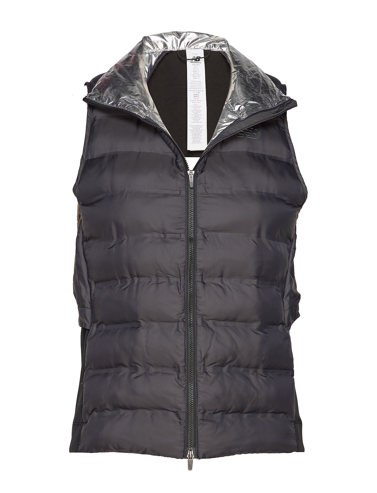 New Balance NB RADIANT HEAT VEST - BLACK