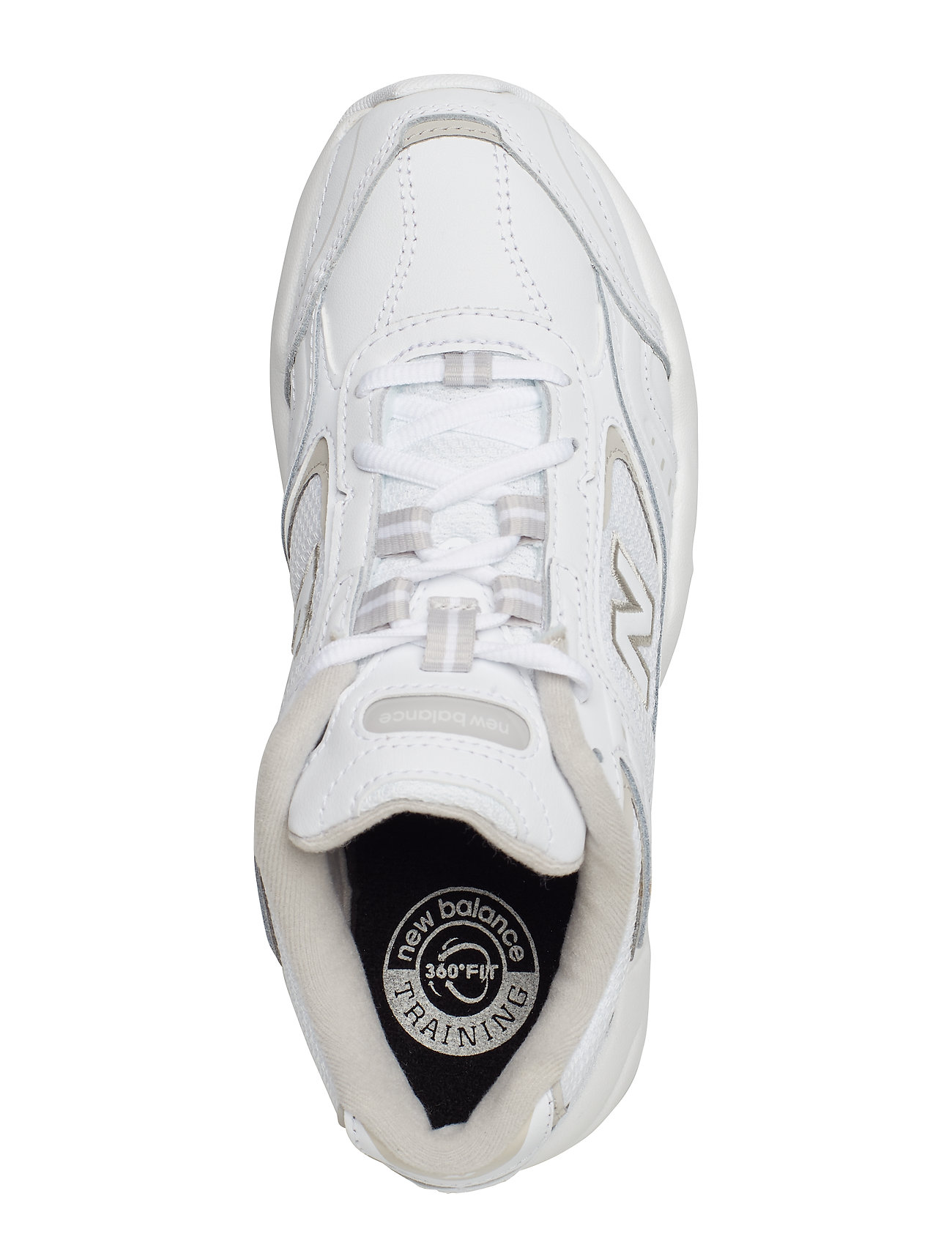 New Balance - WX452SG - white/grey - 5