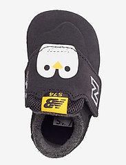 New Balance - CV574AQP - chaussons pour bébés - black/yellow - 3
