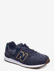 New Balance - GC574PNY - baskets basses - navy - 0