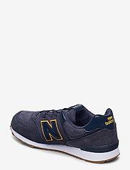 New Balance - GC574PNY - baskets basses - navy - 2