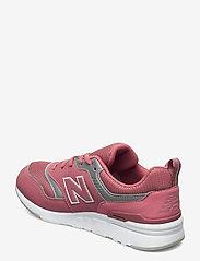New Balance - GR997HFH - baskets basses - pink - 2