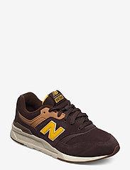 New Balance - GR997HFW - baskets basses - brown - 0