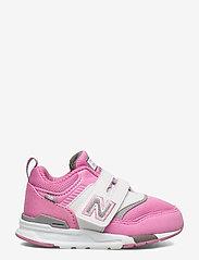 New Balance - IZ997HVP - baskets basses - pink - 1
