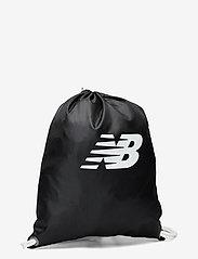 New Balance - CORE CINCH SACK - træningstasker - black - 2