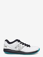 New Balance - MCH796PH - ketsjersportsko - white/black - 1