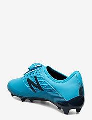 New Balance - Furon v5 Dispatch FG - football shoes - bayside - 2