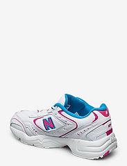 New Balance - MX452SC - laag sneakers - white - 2