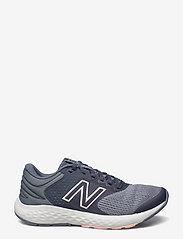 New Balance - W520LP7 - running shoes - dark grey/silver - 1