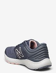 New Balance - W520LP7 - running shoes - dark grey/silver - 2