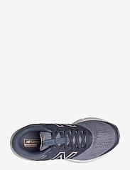 New Balance - W520LP7 - running shoes - dark grey/silver - 3