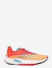 New Balance - FuelCell Rebel v2 (WFCXV2) - running shoes - orange - 0
