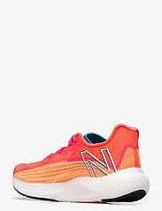 New Balance - FuelCell Rebel v2 (WFCXV2) - running shoes - orange - 2